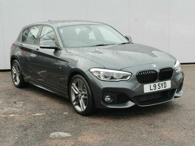 used BMW 118 1 Series i [1.5] M Sport 5dr Step Auto