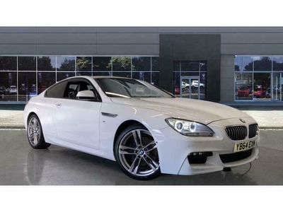 used BMW 640 6 Series d M Sport 2dr Auto Coupe 2015