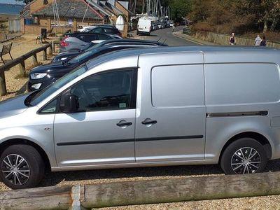 used VW Caddy Maxi 1.6 TDI C20 Maxi Panel Van 5dr