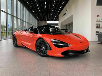used McLaren 720S Spider V8 Performance 2dr SSG Auto 4.0 2dr