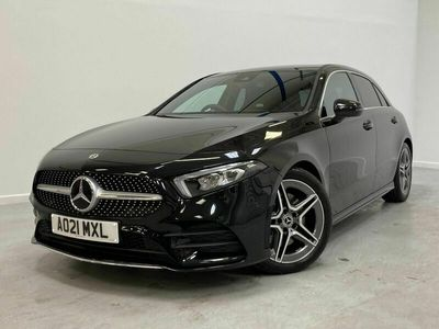 used Mercedes A220 A Classd AMG Line 2.0 5dr
