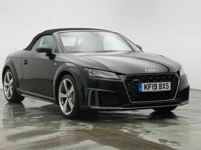 used Audi TT Roadster 45 TFSI Quattro S Line 2dr S Tronic