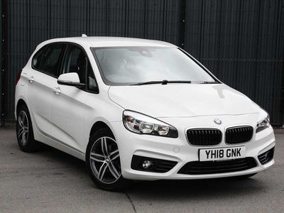 used BMW 218 2 Series i Sport 5dr [Nav]