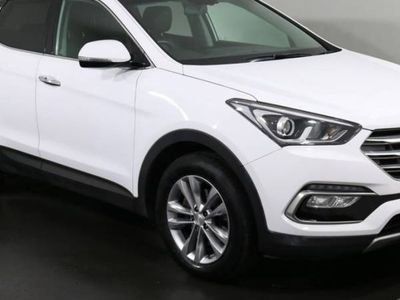 used Hyundai Santa Fe DIESEL AUTOMATIC ESTATE 5 DOORS
