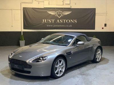 used Aston Martin V8 Vantage 4.32dr