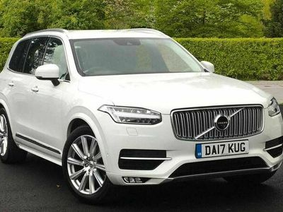 used Volvo XC90 II T6 AWD Inscription (Winter Pack)