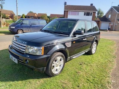 used Land Rover Range Rover Sport 4.4 V8 HSE 5dr