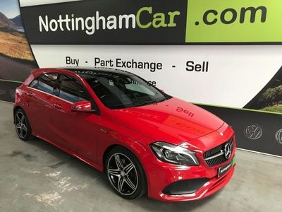 used Mercedes A250 A Class 2016 A CLASS 2.0AMG PREMIUM 5d AUTO 215 BHP Hatchback 2016