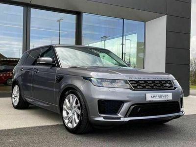 used Land Rover Range Rover Sport D300 HSE Dynamic Diesel MHEV 5dr