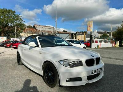 used BMW 120 Cabriolet 120d M Sport 2dr