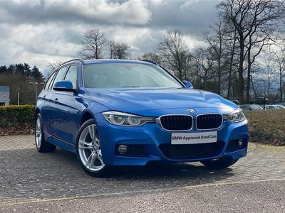 used BMW 320 3 SERIES 2018 New Costessey i xDrive M Sport 5dr Step Auto