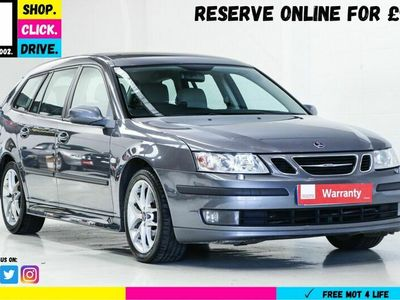 used Saab 9-3 2.0 T Aero SportWagon 5dr Buy online! Delivery Available