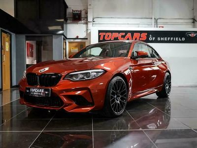used BMW M2 M2Competition 2dr