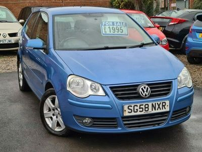 used VW Polo Match (60bhp) 1.2 3dr