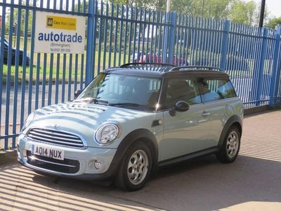 used Mini Cooper D Clubman 1.6 5dr Bluetooth Climate Alloys Alloy wheels, Bluetooth