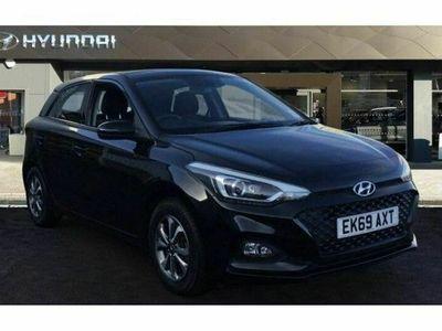 used Hyundai i20 1.0 T-GDi SE 5dr Petrol Hatchback