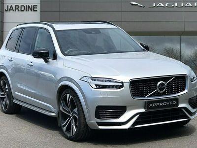 used Volvo XC90 T8 TWIN ENGINE R-DESIGN PRO AWD Estate 2020