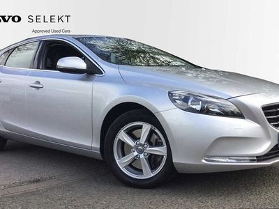 used Volvo V40 D2 SE Automatic ( Bluetooth, DAB ) 2.0 5dr