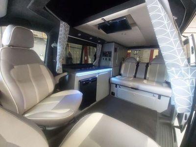 used VW T6 Campervan Highline 102bhp 4 berth built by Teahupoo