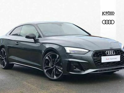 used Audi A5 40 TFSI 204 Edition 1 2dr S Tronic coupe special editions