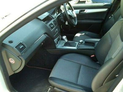 used Mercedes C350  C Class 3.0CDI BLUEEFFICIENCY SPORT 4d 231 BHP 4-Door