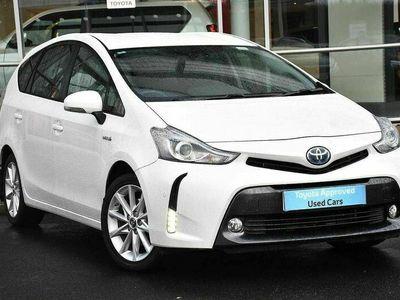 used Toyota Prius+ 1.8 VVTi Excel+ 5dr CVT Auto MPV estate
