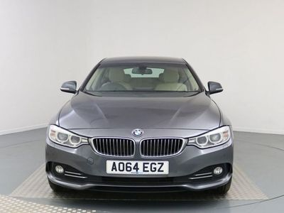 used BMW 420 4-Series Gran Coupe d xDrive Luxury 5d