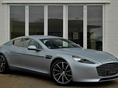 used Aston Martin Rapide S V12 [552] 4dr Touchtronic III Auto
