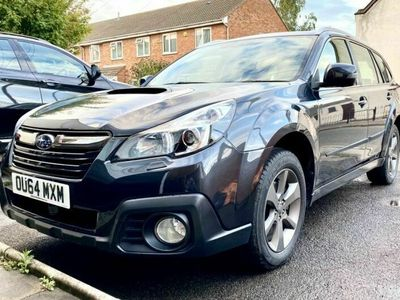 used Subaru Outback 2.0 D SX Lineartronic AWD 5dr