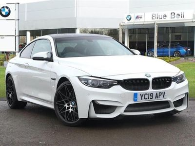 used BMW M4 M4Coupe Competition Package