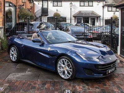 used Ferrari Portofino 1 BCA 2018