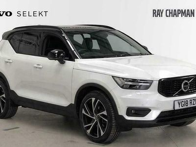 used Volvo XC40 2.0 T4 R DESIGN Pro 5dr Geartronic