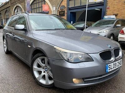 used BMW 520 5-Series Touring d (177bhp) SE 5d Step Auto