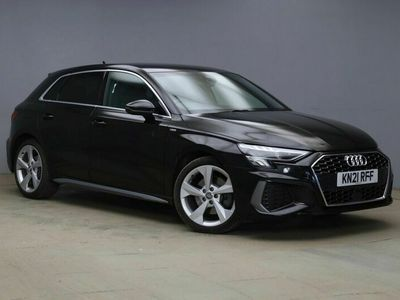 used Audi A3 35 TDI S line 5dr S Tronic