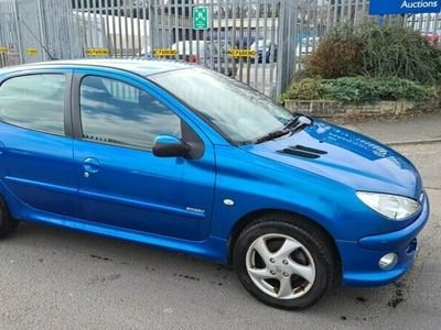used Peugeot 206 2.0 SPORT S HDI 5d 89 BHP CD PLAYER WITH FM RADIO
