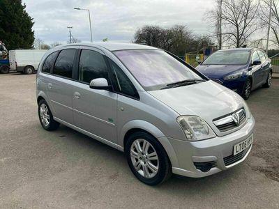 used Vauxhall Meriva 1.4 i 16v Active 5dr (a/c)