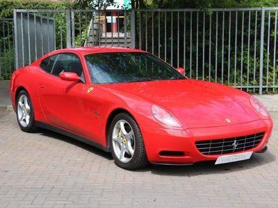 used Ferrari 612 Scaglietti - Ex Singapore Royal Family