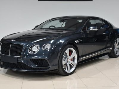used Bentley Continental GT V8 S