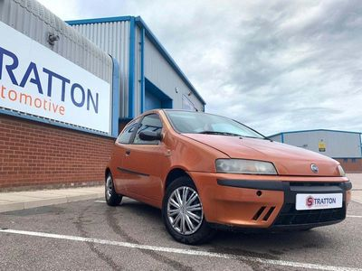 used Fiat Punto 1.2 Dynamic 3dr