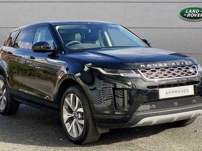used Land Rover Range Rover evoque HATCHBACK 2.0 P250 HSE 5dr Auto