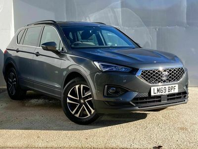 used Seat Tarraco 1.5 TSI EVO SE First Edition (s/s) 5dr