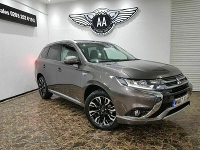 used Mitsubishi Outlander 2.0h 12kWh 4hs CVT 4WD (s/s) 5dr