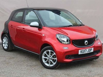 used Smart ForFour 1.0 Passion (s/s) 5dr