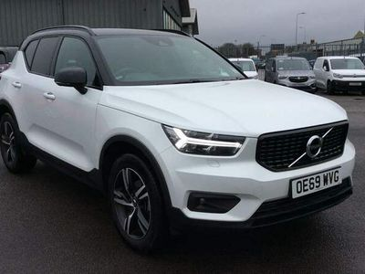 used Volvo XC40 1.5 T3 [163] R DESIGN 5dr