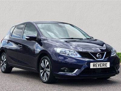 used Nissan Pulsar 1.2 N-CONNECTA DIG-T XTRONIC 5d 115 BHP
