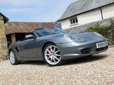 used Porsche Boxster S 986- facelift 48k miles superb