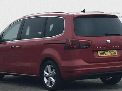 used Seat Alhambra 2.0 TDI CR Xcellence [150] 5dr DSG