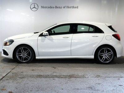 used Mercedes A180 A Class 2017 A CLASSd AMG Line Hatchback 2017