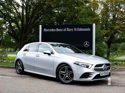 used Mercedes A200 D AMG LINE PREMIUM