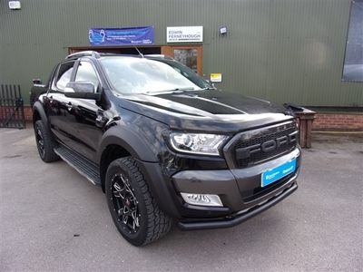 used Ford Ranger wildtrack
